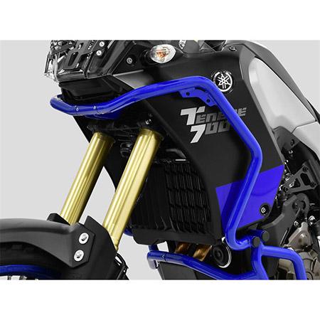 ZIEGER Sturzbügel Verkleidung Yamaha Ténéré 700 BJ 2019-21 blau