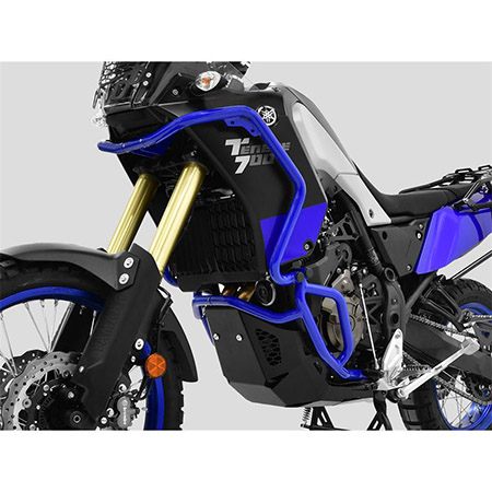 ZIEGER Sturzbügel-Set Yamaha Ténéré 700 BJ 2019-21 blau