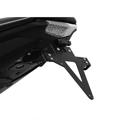 Kennzeichenhalter Yamaha MT-125 BJ 2020-21 komplett
