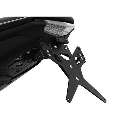 Zieger X-Line Kennzeichenhalter Yamaha MT-125 BJ 2020-21