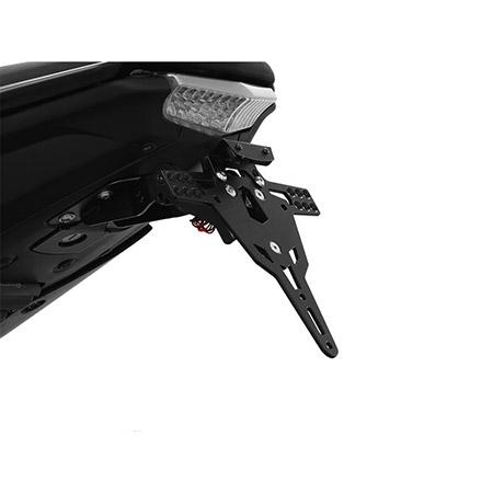 ZIEGER Pro Kennzeichenhalter Yamaha MT-125 BJ 2020-21
