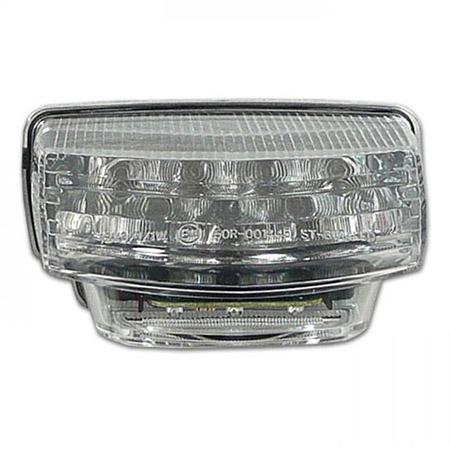 LED Rücklicht Honda CBR 600 RR BJ 2007-12 klar  E-geprüft