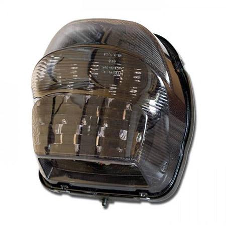 LED Rücklicht Honda CBR 1100 XX BJ 1999-09 getönt E-geprüft