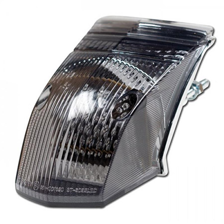 LED Rücklicht Yamaha XT 660 R/X BJ 2004-16 getönt E-geprüft
