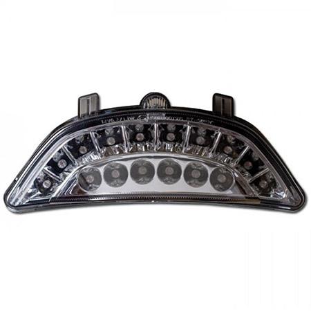 LED Rücklicht Yamaha Vmax 1700 BJ 2009-13 getönt E-geprüft