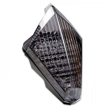 LED Rücklicht Yamaha YZF-R1 BJ 2007-08 / T-Max 530 BJ 2012-15 getönt E-geprüft