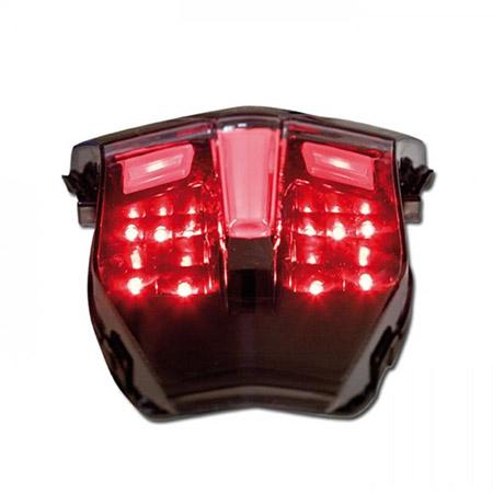 LED Rücklicht MV Agusta F3 675 BJ 2012-15 / F3 800 BJ 2014-15 / Brutale 675 BJ 2012-16 / Brutale 800 / RR BJ 2013-16 getönt E-geprüft