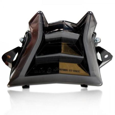 LED Rücklicht BMW S 1000 RR BJ 2011-18 / HP4 BJ 2013-15 / S 1000 R BJ 2014-18 dunkel getönt