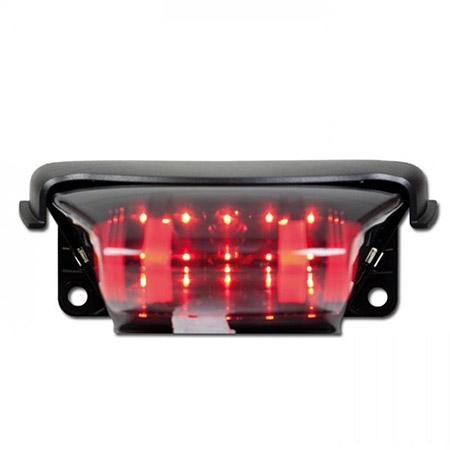 LED Rücklicht Hyosung GT125 / GT 250 / GT 650 RI BJ 2011-12 getönt E-geprüft
