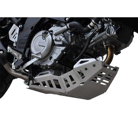 Motorschutz Suzuki DL 650 V-Strom BJ 2011-16 silber