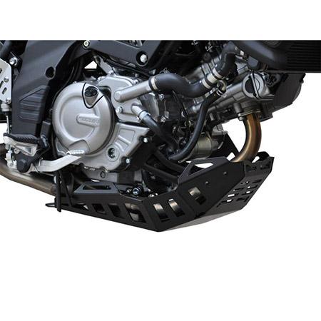 Motorschutz Suzuki DL 650 V-Strom BJ 2011-19 schwarz