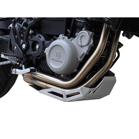 Motorschutz Husqvarna Nuda 900 / R BJ 2012-13 silber