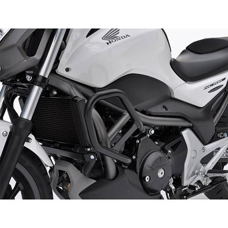 Sturzbügel Honda NC 700 / 750 S / X BJ 2012-18 schwarz