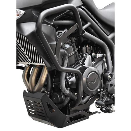 Sturzbügel Triumph Tiger 800 / XC BJ 2010-18 schwarz