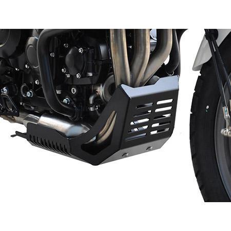 Motorschutz Triumph Tiger 800 / 800 XC BJ 2010-18 schwarz