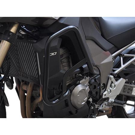 Sturzbügel Kawasaki Versys 1000 BJ 2012-14 schwarz