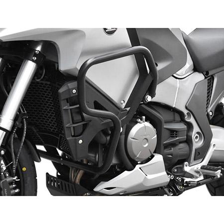 Sturzbügel Honda VFR 1200 X Crosstourer BJ 2012-18 schwarz