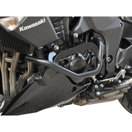 Sturzbügel Kawasaki Z 1000 BJ 2010-13 schwarz