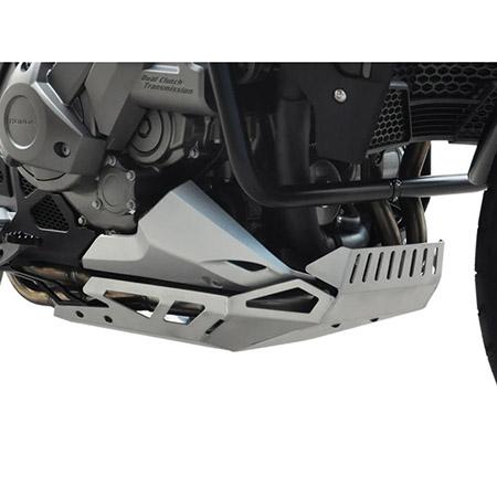 Motorschutz Honda VFR 1200 X Crosstourer BJ 2012-16 silber