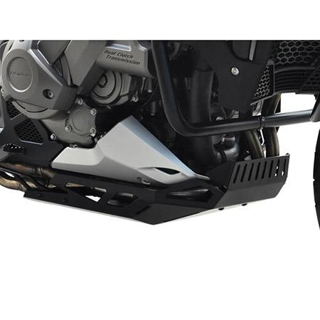 Motorschutz Honda VFR 1200 X Crosstourer BJ 2012-16 schwarz