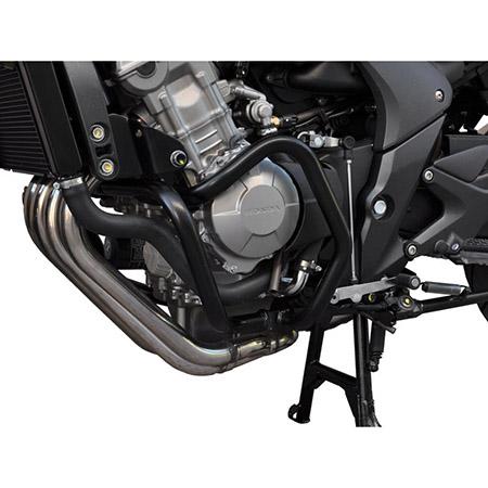 Sturzbügel Honda CBF 600 / S BJ 2008-13 schwarz