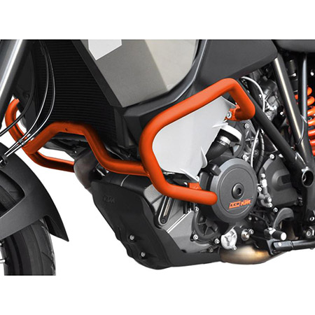 Sturzbügel KTM 1050 Adventure BJ 2015-16 / 1190 Adventure BJ 2013-16 / 1290 Super Adventure BJ 2014-19 orange