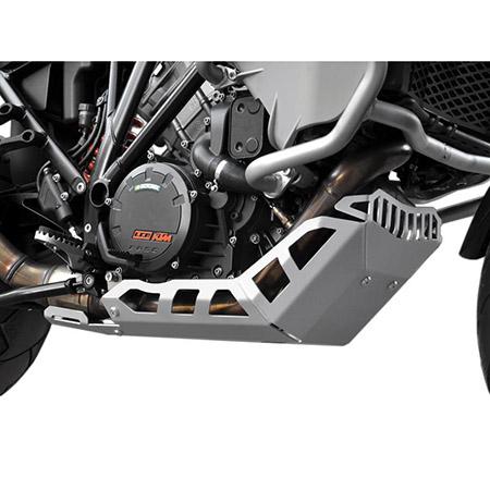 Motorschutz KTM 1050 Adventure BJ 2015-16 / 1190 Adventure BJ 2013-16 / 1290 Super Adventure BJ 2014-18 silber
