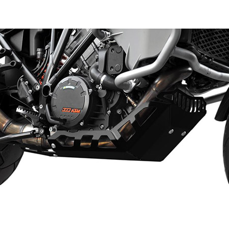 Motorschutz KTM 1050 BJ 2015-16 / 1190 Adventure BJ 2013-16 / 1290 Super Adventure BJ 2014-19 schwarz