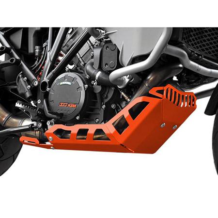 Motorschutz KTM 1050 Adventure BJ 2015-16 / 1190 Adventure BJ 2013-16 / 1290 Adventure BJ 2014-18 orange