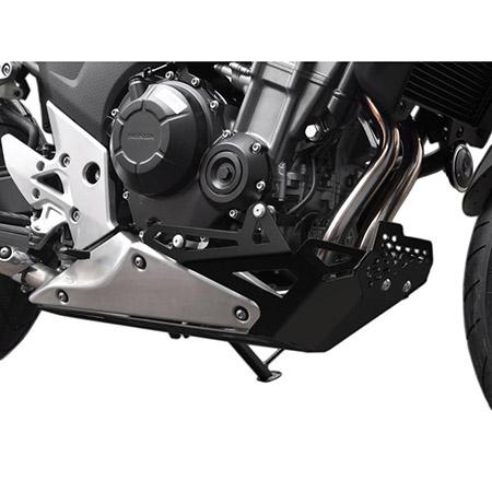 Motorschutz Honda CB 500 X BJ 2013-16 schwarz
