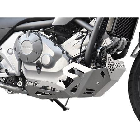 Motorschutz Honda NC 700 / 750 S / X BJ 2012-18 silber