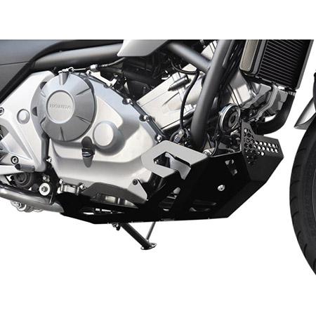 Motorschutz Honda NC 700 / 750 S / X BJ 2012-19 schwarz