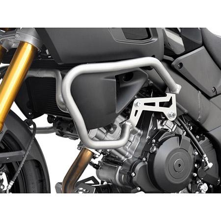 Sturzbügel Suzuki DL 1000 V-Strom BJ 2014-18 silber