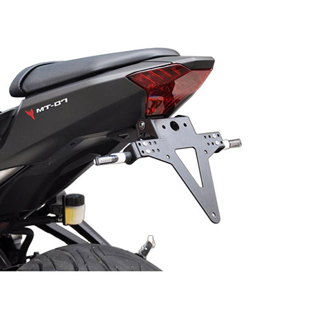 Kennzeichenhalter Yamaha MT-07 BJ 2013-20