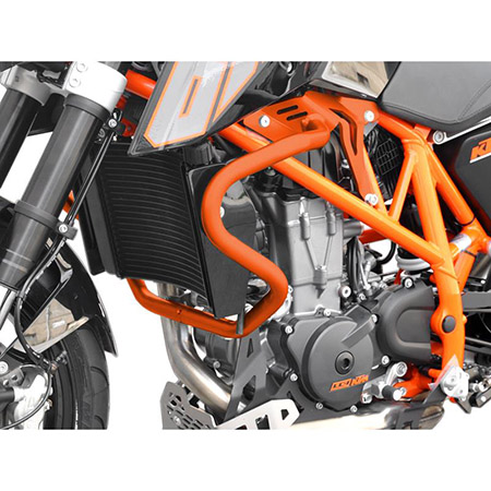 Sturzbügel KTM 690 Duke BJ 2012-18 orange