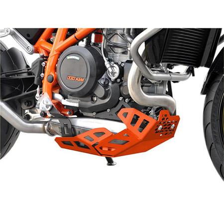 Motorschutz KTM 690 Duke BJ 2012-18 orange