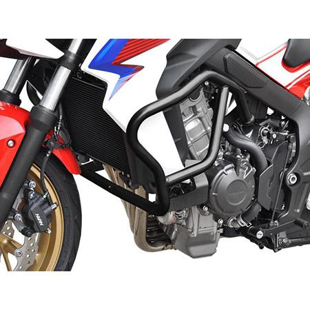 Sturzbügel Honda CB 650 F BJ 2014-18 schwarz