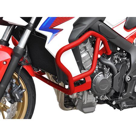 Sturzbügel Honda CB 650 F BJ 2014-18 rot