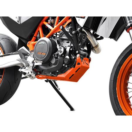 Motorschutz KTM 690 SMC / Enduro / R BJ 2008-17 orange