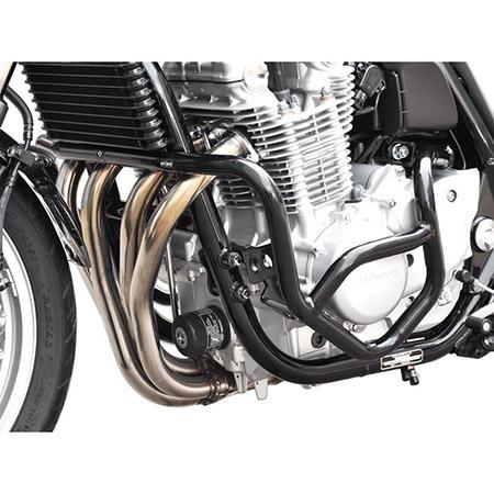 Sturzbügel Honda CB 1100 BJ 2013-14 schwarz glänzend