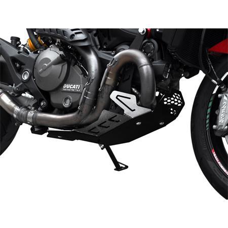 Motorschutz Ducati Monster 821 BJ 2014-16 schwarz