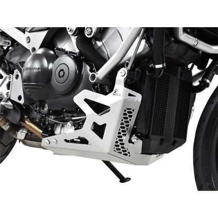 Motorschutz Honda VFR 800 X Crossrunner BJ 2015-18 silber