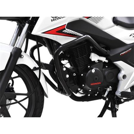Sturzbügel Honda CB 125 F BJ 2014-17 schwarz