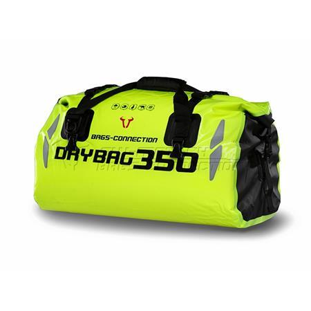 Drybag 350 Gelb Hecktasche Sitzbanktasche Gepäcktasche Motorrad