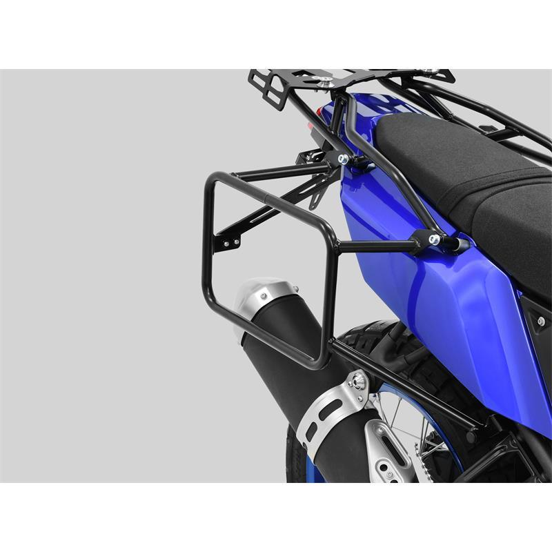 ZIEGER Kofferträgerset Yamaha Ténéré 700 BJ 2019-21 schwarz