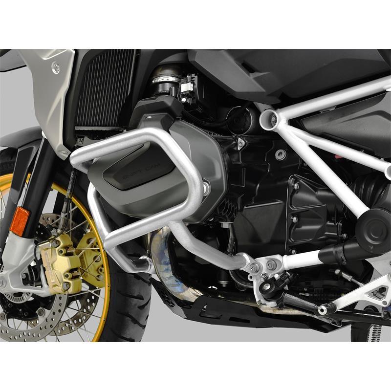 ZIEGER Sturzbügel BMW R 1250 GS BJ 2019-21 silber