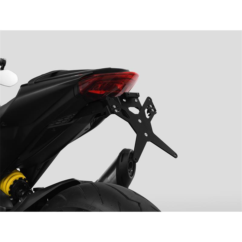 ZIEGER X-Line Kennzeichenhalter Ducati Monster 937 BJ 2021-22
