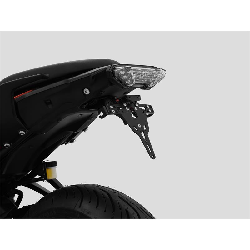 ZIEGER Pro Kennzeichenhalter Yamaha Tracer 7 BJ 2021-22 / Tracer 700 BJ 2021-22