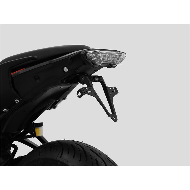 ZIEGER Basic Kennzeichenhalter Yamaha Tracer 7 BJ 2021-22 / Tracer 700 BJ 2021-22