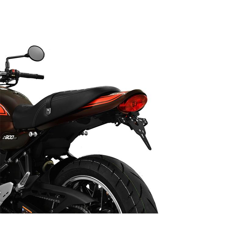 Kennzeichenhalter Kawasaki Z 900 RS BJ 2018-19 IBEX Pro